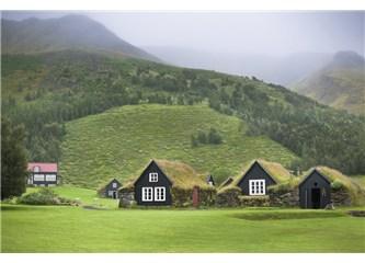 İzlanda'ya Gidesim Var