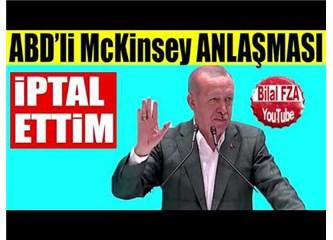McKinsey İptal Oldu Muhalefet Havalarda, Bilmiyorlar ki Ekonomiden Anlayan Yok...