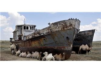 Aral Gölü'nü Kurtarma Umutları