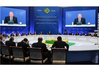Kazakistan Bölgesinde Uluslararası Finans Merkezi Olma Yolunda