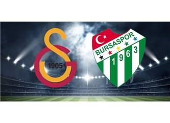Galatasaray'a Altın Değerinde 1 Puan!