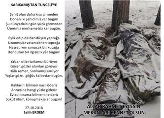 Sarıkamış'tan Tunceli'ye