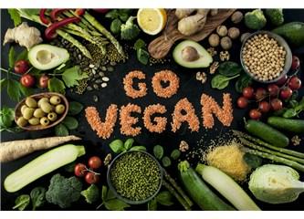 Her Yönüyle Vegan Beslenme