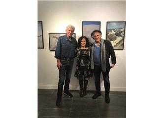Yaşayan En Ünlü Birkaç Sanatçıdan Biri Olan Uwe Ommer, 52. Sanat Yılında İstanbul'da