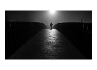 Yalnızken