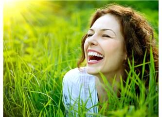 Gülerek Stres Atalım