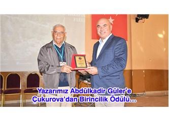 Adana'ya Yolculuk / 4. Uluslararası Çukurova'da Türk Dünyası  Şiir ve Müzik Festivali