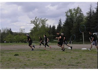 Gençlerin Yeni Tutkusu: Qudditth Sporu