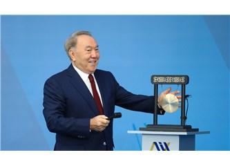 Astana'ya Yeni Finans Merkezi Statüsü