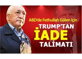 Trump'ın Türkiye Aşkı, FETO'yu Gözyaşlarına Boğarsa...