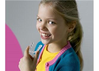 Invisalign First: Çocuklar için Telsiz Ortodontik Tedavi