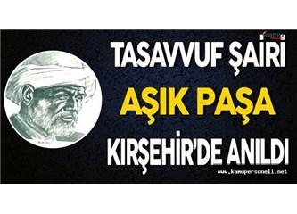 Kırşehir'de  7. Aşık Paşa Uluslararası Şiir Şöleni ( 4 )