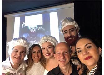 Göztepe Oda Tiyatrosu Türkiye'de Bir İlki Gerçekleştirdi, W.A.Mozart, Bastien ve Bastienne Operası