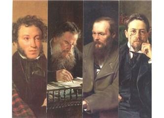 Rus Edebiyatından Seçmeler: Dostoyevski, Gorki, Gogol, Tolstoy vs. Hakkında Neler Biliyorsunuz?
