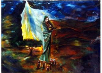 Türk Mitolojisinde Ana Tanrıça- Umay Ana