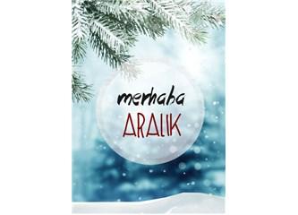 Hoş Geldin Aralık