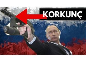 Rusya'nın Yaptığı Tek Şey Silah Talimi; Ama Halk Anlaşılmaz Bir Şekilde Memnun