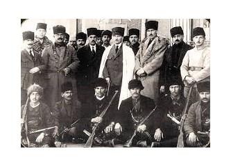 Milli  Mücadele'de İç İsyanlar ve İhanetler