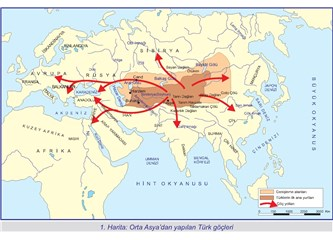 Batının Orta Asya Yalanı...