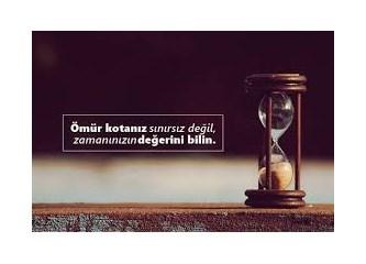 Zaman, Hayat ve Ömür