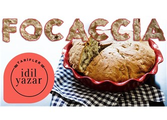 İtalyan Ekmeği Focaccia Tarifi
