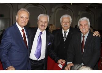 Türk Sinemasını Geçmişten Geleceğe Taşıyanlar Ödüllendirildi…