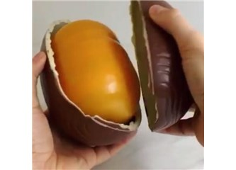 Dev Çikolata Mutluluğu