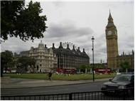 Londra gezisi