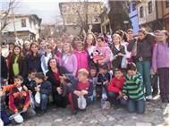 Oğlumun objektifinden tarihi Bursa