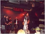 Barselona'da flamenko