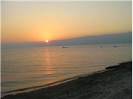 Akşam Güneşi...
