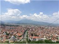 Balkanlardan (Prizren-Üsküp-Manastır)