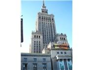 Varşova'ya  yolculuk
