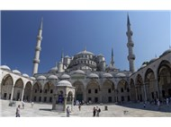 Sultanahmet Camiinde bir Cuma Namazı