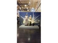 America/ NewJersey /Philadelphia Gorgeous Park içindeki Sanat Galerisi