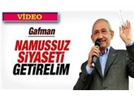 Sayın Kılıçdaroğlu'nun gafları kitap boyutunu aştı, ansiklopedi boyutuna ulaştı !...
