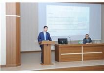 Doktorlar Nahçıvan'da kanser riskleri ve tedavi yöntemlerini görüştüler
