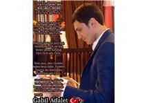 Azerbaycan'ın ünlü Yazarı'ndan Afrin şiiri Gabil Adalet... Azerbaycan Cumhurbaşkanı ödüllü, Azerbaycan Yazarlar Birliyi üyesi....Bayat Derneğinin Basqanı...