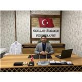 fizyoterapist abdullah Güdendede
